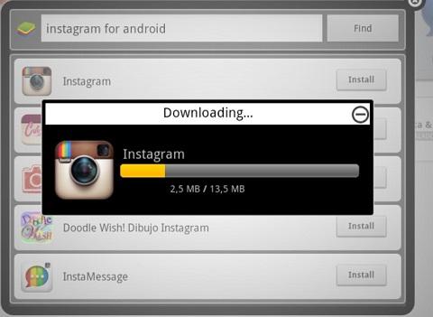 instalar instagram en pc