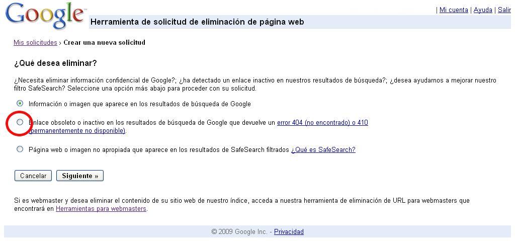 borrar-url-google