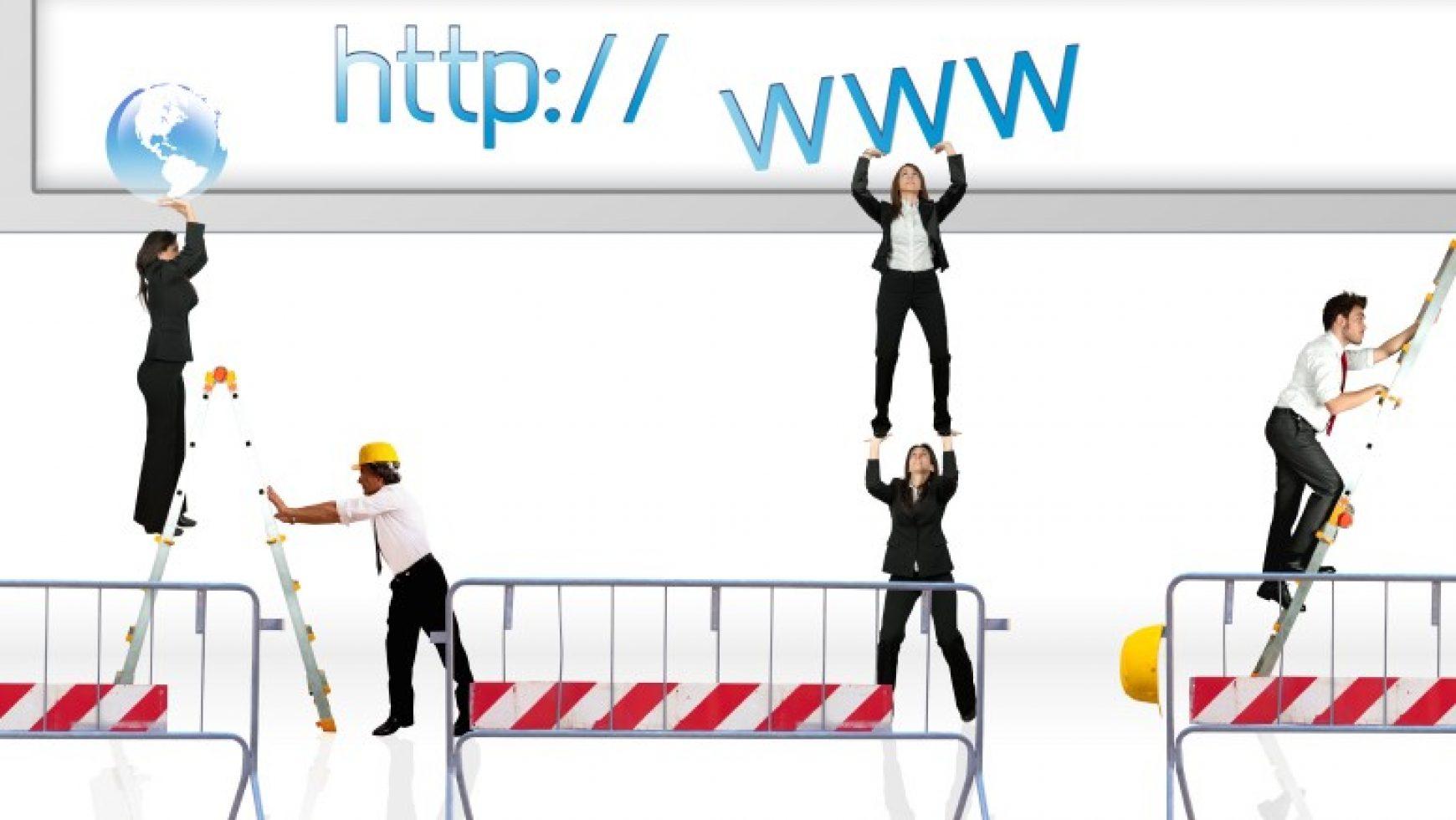 Cómo rediseñar tu web sin perder el posicionamiento web