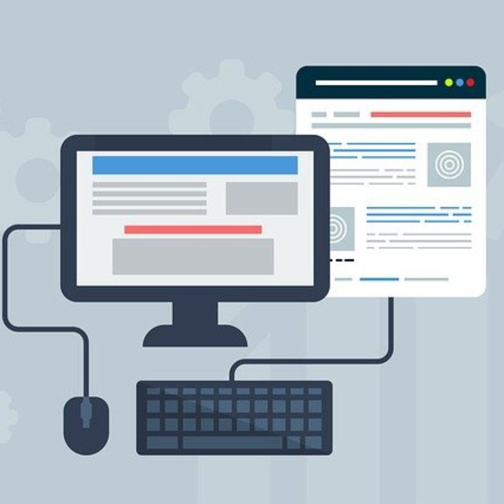 ¿Cómo hacer que el diseño de tu web sea más actual?
